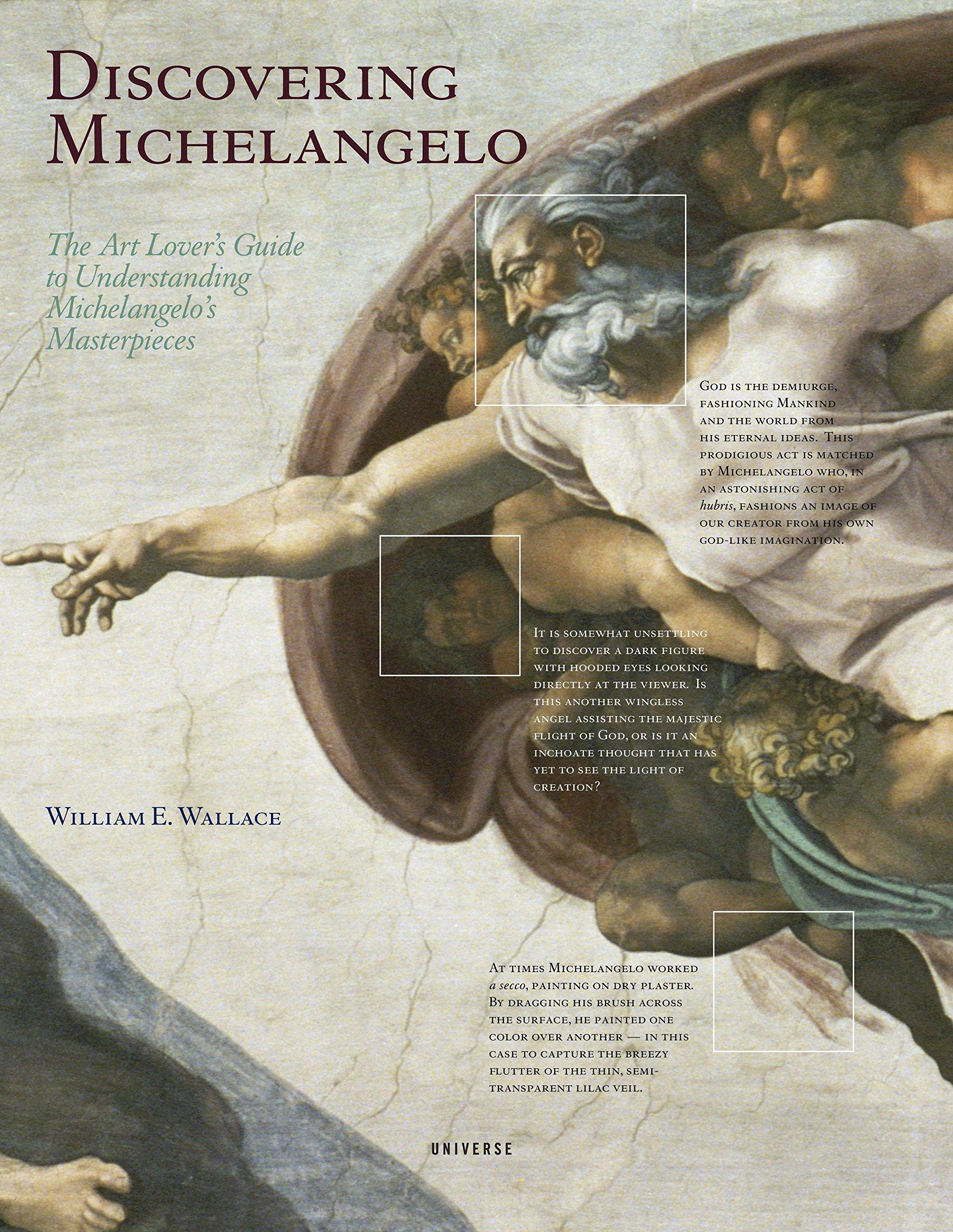 Discovering Michelangelo: The Art Lover's Guide to Understanding Michelangelo's Masterpieces