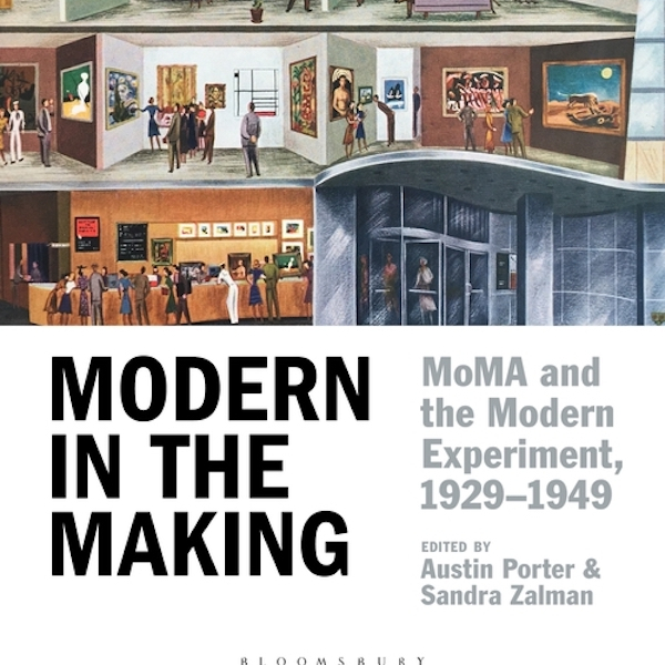 Professor Angela Miller has chapter included in new volume on MoMA and Modern Art in America