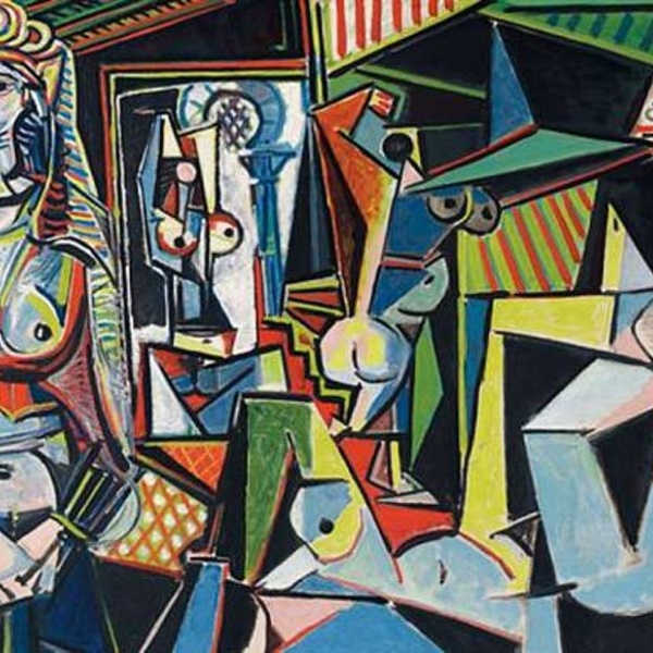PhD Alum Amanda Beresford Publishes Essay on Picasso's Femmes