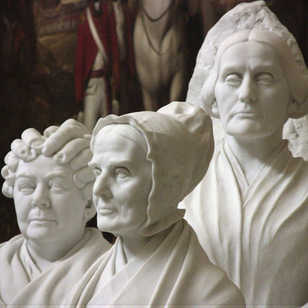 Monumental Women: Female Statuary and the Struggle for Suffrage, 1870-1920