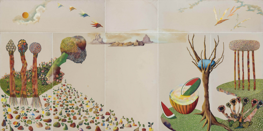 Dreaming Liberation: Afro-Surrealism and Pop in the 1960s-70s