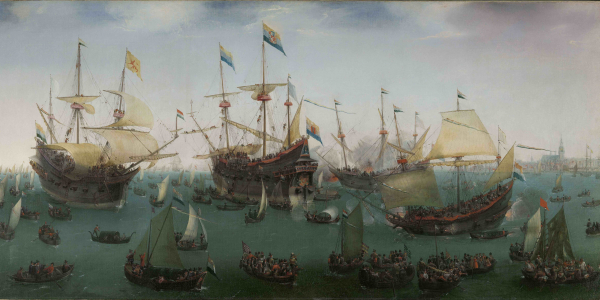 Virtual Book Launch for Rarities of These Lands: Art, Trade, and Diplomacy in the Dutch Republic