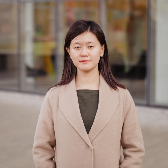 Headshot of Yue Dai
