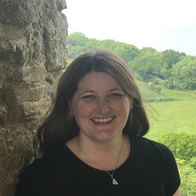Headshot of Maggie Crosland