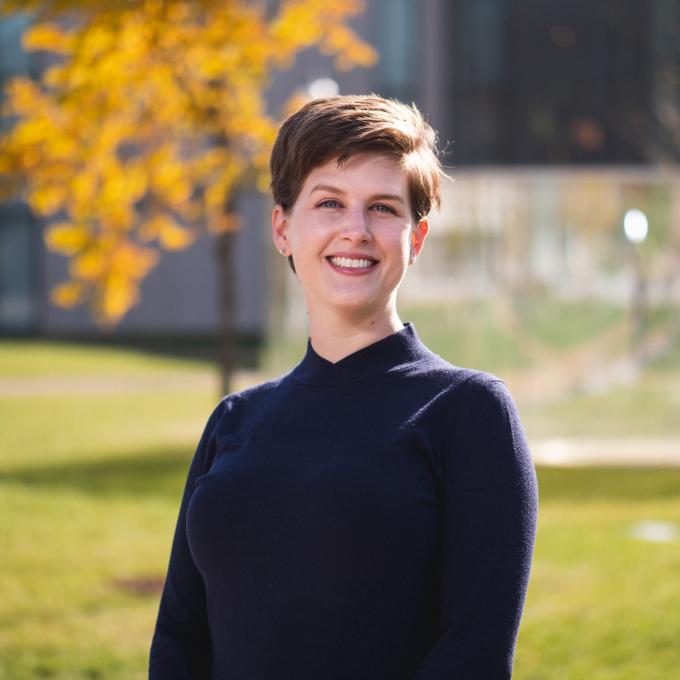 Headshot of Kristina Kleutghen
